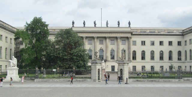 Berlin - Humboldt-Universität