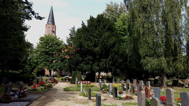 Quellendorf - Friedhof