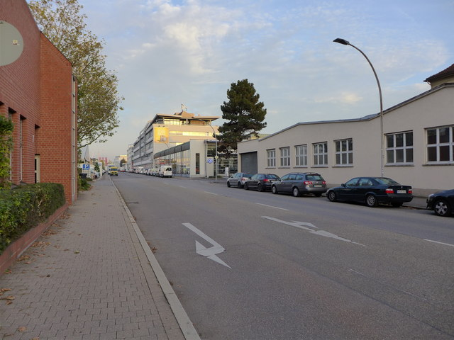 Fellbach: Ringstraße