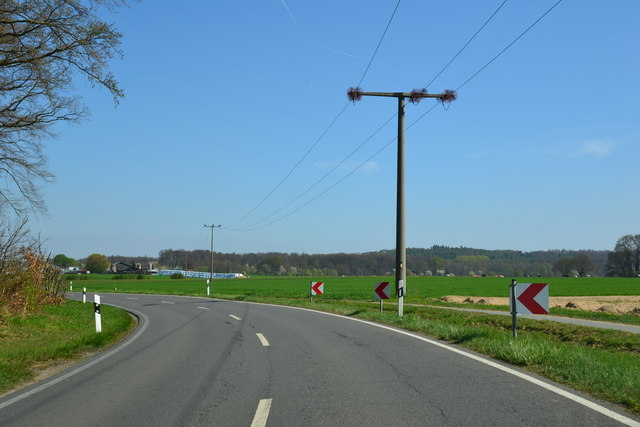 K 108 nach Langstadt in Hessen