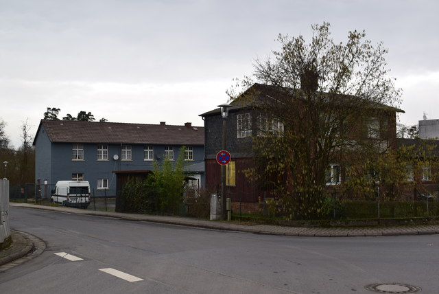 Gebäude in Langenselbold (Buildings in Langenselbold)