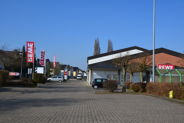 Supermarkt in der Stettiner Str. in Rodgau-Jügesheim