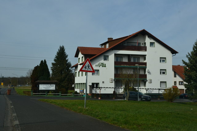 Pension in der Hanauer Landstr in Niedermittlau