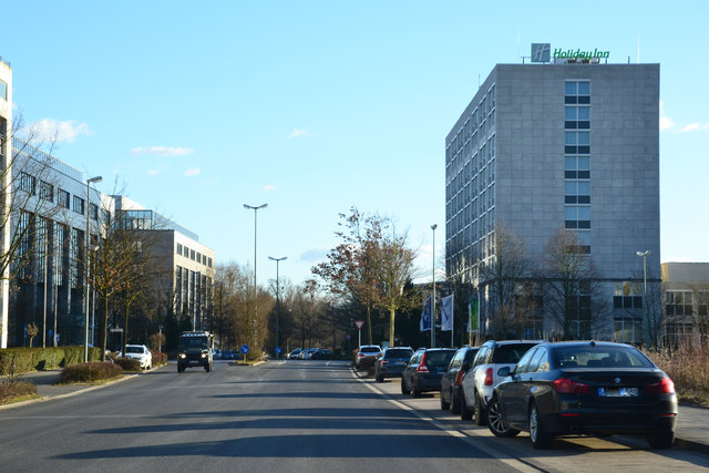Carl-Schurz-Str. in Neuss
