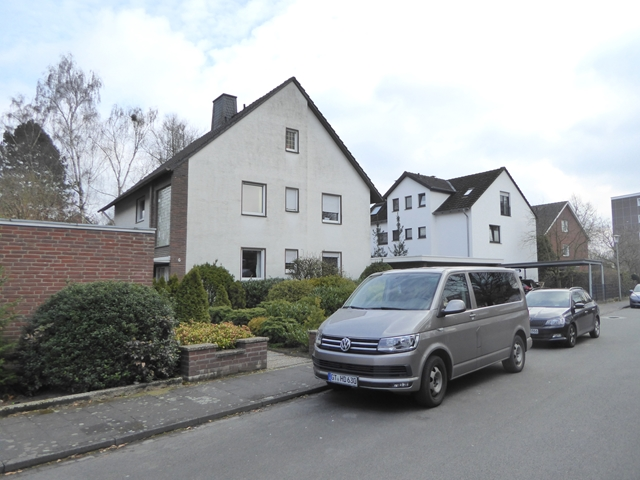 Houses in Fliederweg