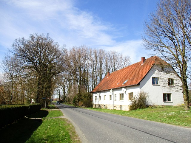 Lengerich, Brochterbecker Straße