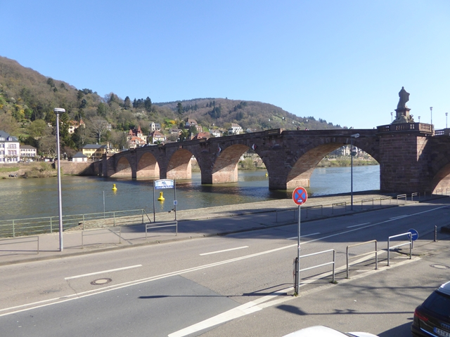 Alte Brücke (The Old Bridge at Heidelberg)
