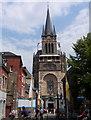 UKB9428 : Das Westwerk des Aachener Doms von Bicycle repair man