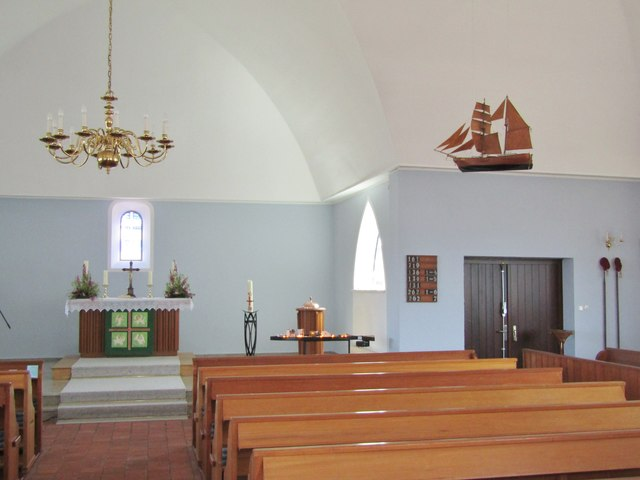 Baltrum - Inselkirche (Island Church)