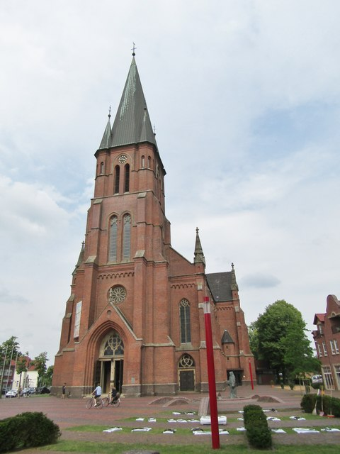 Papenburg - Sankt-Antonius-Kirche (St Anthony's Church)