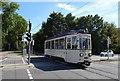UMV5581 : Ludwigshafen: Historische Straßenbahn auf einer Sonderfahrt von Harald Sogl