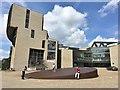 ULB4376 : Düsseldorf - Landtag Nordrhein-Westfalen (North Rhine - Westphalia State Parliament) von Roy Smith