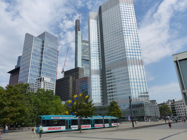 Frankfurt am Main - Willy-Brandt-Platz