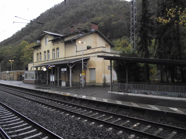 Brohl station