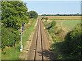 UPE1666 : Bahnstrecke von Sebastian und Kari