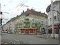ULC6200 : Eckhaus mit Bäckerladen (Corner building with bakery shop) von Schlosser67