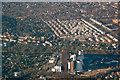 UUU8509 : Heizkraftwerk Lichterfelde aus der Vogelperspektive von JanMartin
