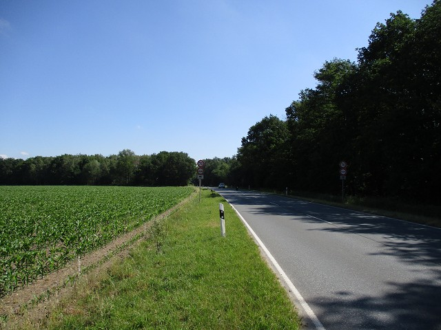 Bottrop, Alter Postweg