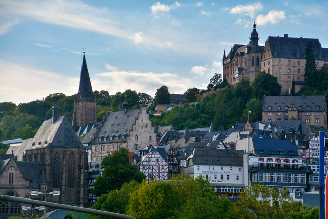 Marburg : City Scenery