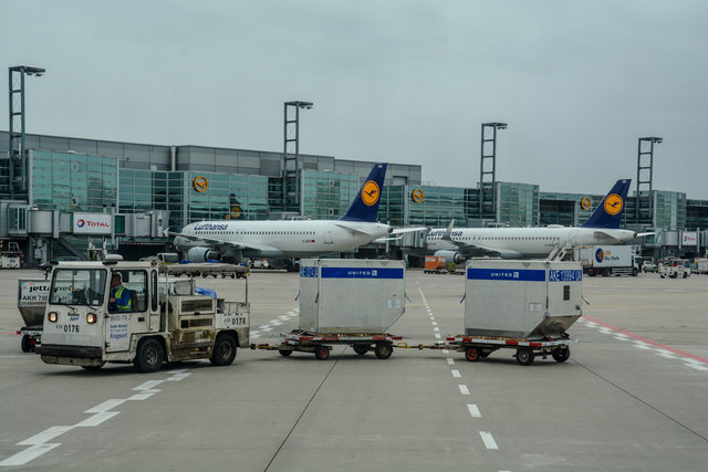Frankfurt am Main : Frankfurt Airport