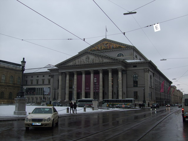 Nationaltheater (National Theatre)