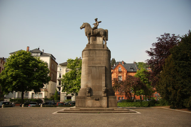 Krieger Denkmal (Warriors Monument)