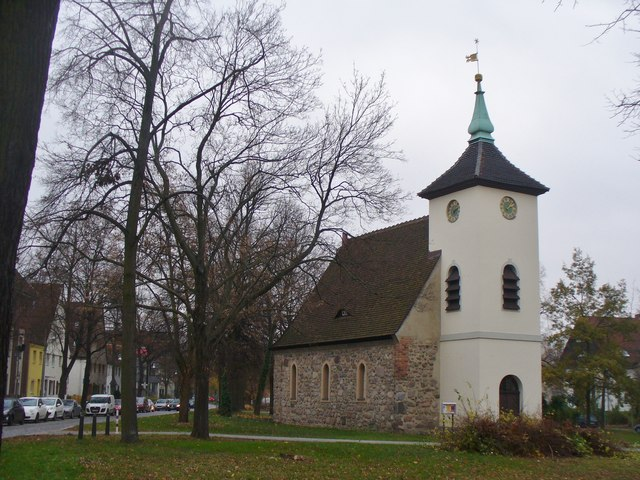 Reinickendorf - Dorfkirche (Village Church)