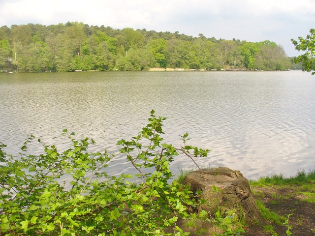 Siethener See (Siethen Lake)