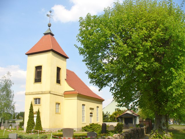 Nudow - Kronkirche (Crown Church)