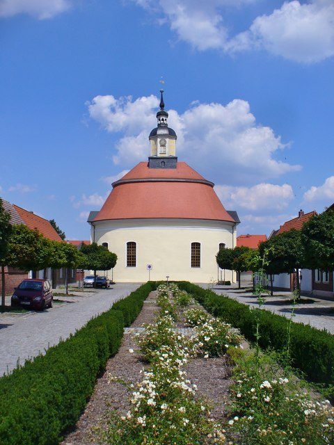 Oranienbaum - Stadtkirche (City Church)