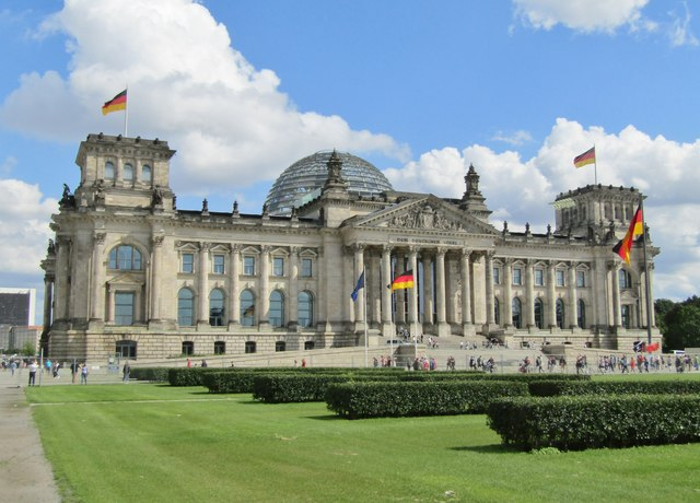 Deutscher Bundestag (German Parliament Building)