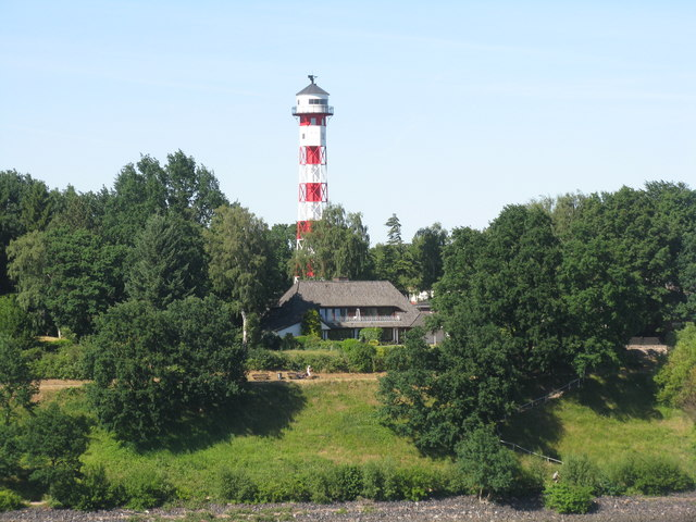 Oberfeuer Tinsdal (Tinsdal Lighthouse)