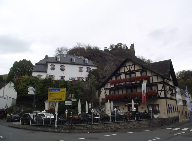 Cafe Caspara and Castle